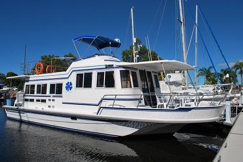 Fraser Island Houseboats